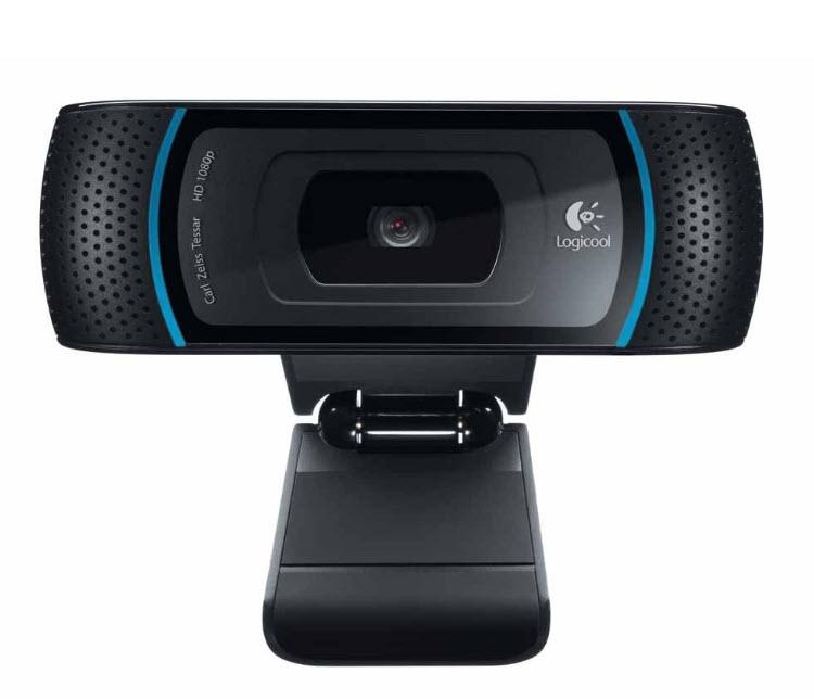 接続簡単なwebカメラ